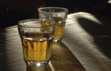 Nonalcoholic, spirits, liquors