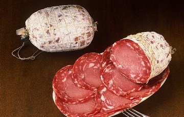 FILETTO BACIATO DI PONZONE O SALAME FILETTO BACIATO